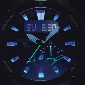 カシオ PROTREK プロトレック腕時計 PRW-7000-1AJF  ソーラー電波 tokeiya-ito 02