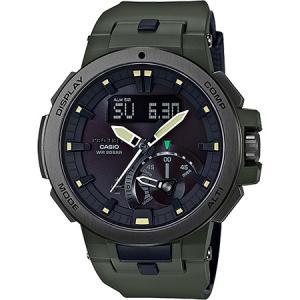 カシオ PROTREK プロトレック腕時計 PRW-7000-3JF  ソーラー電波|tokeiya-ito