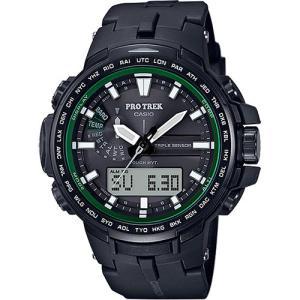 カシオ PROTREK プロトレック腕時計 PRW-S6100Y-1JF ソーラー電波|tokeiya-ito