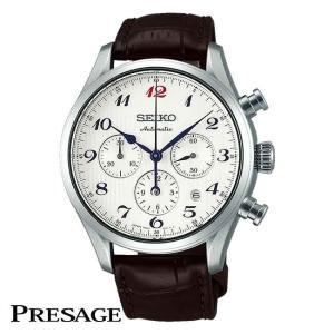 SEIKO PRESAGE セイコー プレサージュ 腕時計 SARK011 自動巻きクロノグラフ|tokeiya-ito