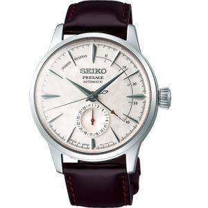 SEIKO PRESAGE プレサージュ SARY091 自動巻き腕時計パワーリザーブ針日付デイトの針表示1000本 限定品|tokeiya-ito