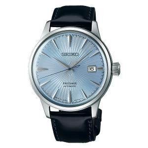 SEIKO PRESAGE プレサージュ SARY125 自動巻き メンズ 腕時計 カクテル スカイダイビング|tokeiya-ito