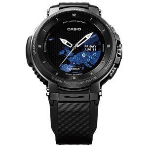 カシオ PROTREK Smart プロトレックスマート 腕時計 WSD-F30-BK|tokeiya-ito