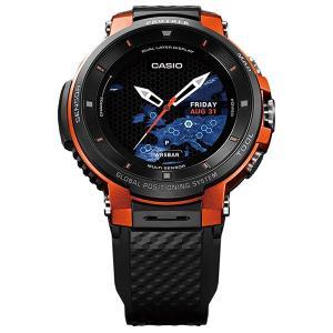 カシオ PROTREK Smart プロトレックスマート 腕時計 WSD-F30-RG|tokeiya-ito