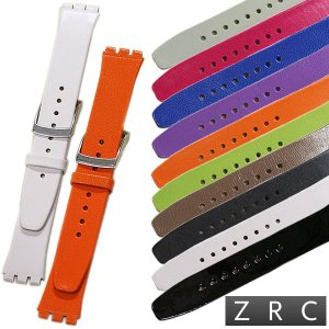 ZRC ズッコロ LAREDO(ラレード) スウォッチ用  ゴート カーフ 時計ベルト|tokeiyanet