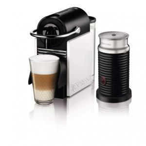 カプセル式コーヒーシステム。 サンプルカプセル14個付属。  エアロチーノ(ミルクフォーマー)はボタ...