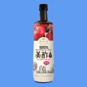 1本 美酢 ミチョ ザクロ酢 900ml コストコ フルーツ 果実酢 ビネガー 韓国 健康志向 食酢 ジュース 飲料 酢 CJ