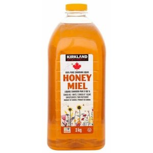 コストコ はちみつ 3kg プライベートブランド カークランドシグネチャー ハニー はちみつ 蜂蜜 ハチミツ
