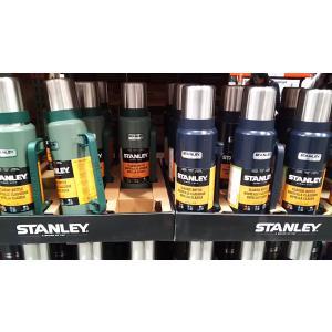 STANLEY スタンレー 真空断熱ボトル 1.32L 保温・保冷対応 ステンレス製 コストコ 水筒...