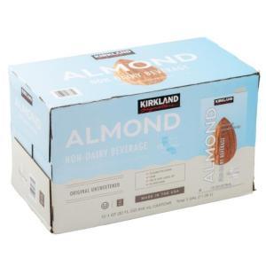 コストコ アーモンドミルク 無糖 946ml×12本 KS カークランド 1242342 中性脂肪対...