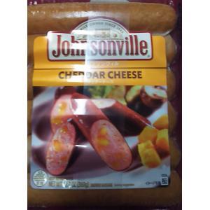 冷蔵便 ジョンソンヴィル ソーセージ 720グラム 6本×2P コストコ Johnsonville ジョンソン ヴィル ウインナー フランクフルト