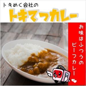 トキめく会社のトキてつカレー tokitetsu-official