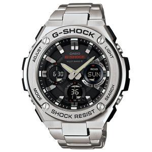 カシオ Gショック GST-W110D-1AJF メンズ カシオ Gショック G-SHOCK Gスチ...