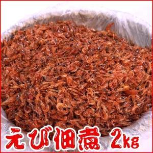 大特価!!えび佃煮 2kg|tokiwashouten