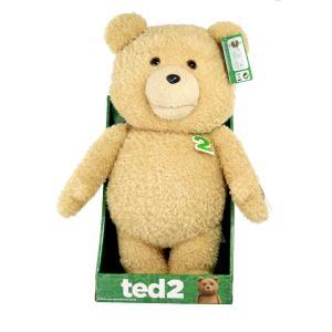 Commonwhealth テッド Ted 2 しゃべるぬいぐるみ 禁止ワード版 40cm(16インチ)