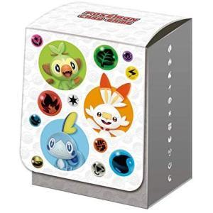 ポケモンカードゲーム デッキケース サルノリ・ヒバニー・メッソンの画像