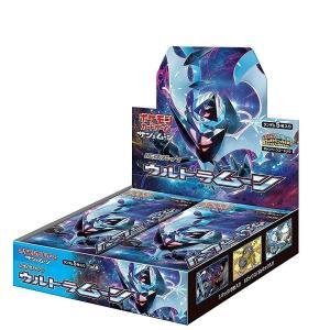 ポケモンカードゲーム サン&ムーン 拡張パック ウルトラムーン BOX|tokiwaya