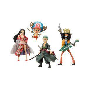 Half Age Characters ワンピース Vol.2 (BOX) tokiwaya