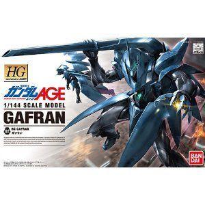 HG 1/144 ガフラン (機動戦士ガンダムAGE)|tokiwaya