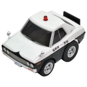 チョロQ zero 西部警察 Z07 ローレルパトカー tokiwaya