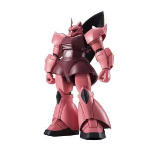 ROBOT魂 機動戦士ガンダム [SIDE MS] MS-14S シャア専用ゲルググ ver. A.N.I.M.E. 購入特典バトルエフェクトピンクVer 1個付|tokiwaya