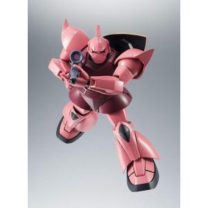 ROBOT魂 機動戦士ガンダム [SIDE MS] MS-14S シャア専用ゲルググ ver. A.N.I.M.E. 購入特典バトルエフェクトピンクVer 1個付|tokiwaya|10