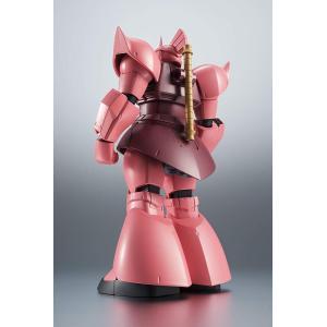 ROBOT魂 機動戦士ガンダム [SIDE MS] MS-14S シャア専用ゲルググ ver. A.N.I.M.E. 購入特典バトルエフェクトピンクVer 1個付|tokiwaya|03