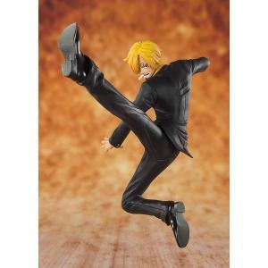 フィギュアーツZERO ONE PIECE 黒足のサンジ tokiwaya