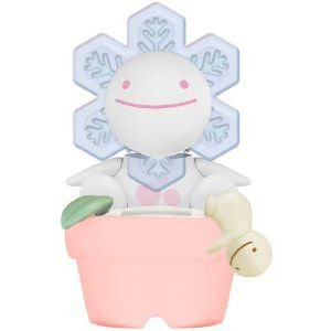 のほほん族 花 09 雪の結晶|tokiwaya