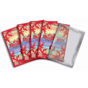 デュエル・マスターズ カードプロテクト 火文明!!|tokiwaya