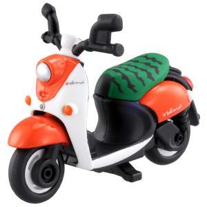 ポップで可愛いカラーのE-Vinoに、番組内で出川哲朗さんが乗っているバイクと同様のスイカ柄シートを...