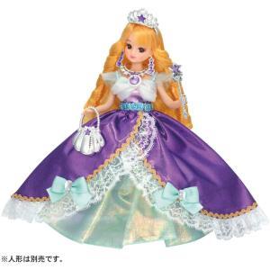 リカちゃん ドレス ゆめみるお姫さま マーメイドジュエルドレス tokiwaya