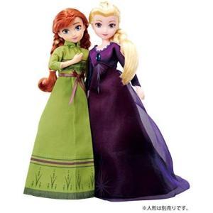 ディズニー プレシャス コレクション アナと雪の女王2 ドレスセット(ナイトガウン) tokiwaya