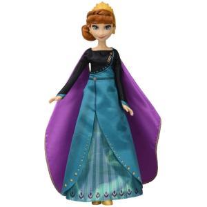 ディズニー アナと雪の女王2 ロイヤルフレンズ ミュージカルドール アナ エピローグドレス tokiwaya