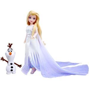 ディズニー プレシャスコレクション アナと雪の女王2 エルサ (エピローグドレス) tokiwaya