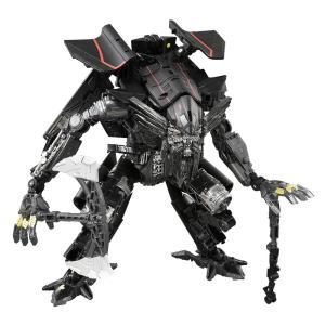 映画2作目に登場した伝説のキャラクター。伝説の超音速ジェット機SR−71からロボットに変形、さらに同...