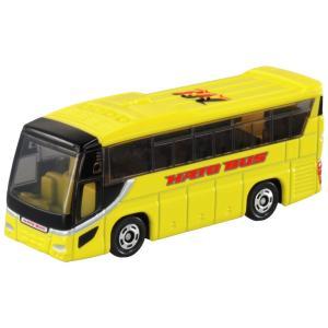廃盤トミカ No.042 はとバス (ブリスター)