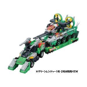 トミカ ハイパーシリーズ ハイパーグリーンレンジャー3号 レンジャートレーラー(通常版)|tokiwaya|03