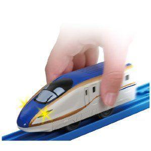 プラレール テコロジープラレール  TP-06 E7系北陸新幹線かがやき|tokiwaya