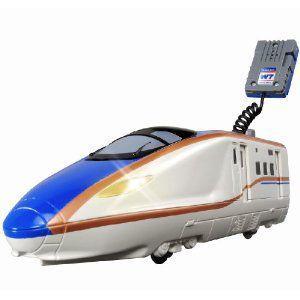 プラレール マイクであそぼう!ビッグプラレール BS-03 W7系北陸新幹線かがやき