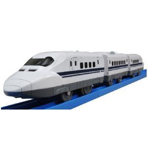 プラレール S-01 ライト付700系新幹線|tokiwaya
