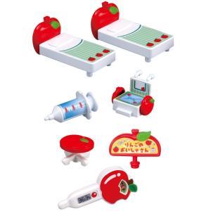 こえだちゃん おしゃべりコレクション ナースこりんごちゃんとおいしゃさんセット|tokiwaya