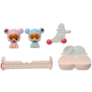 こえだちゃん ふたごの赤ちゃんとベビールームセット|tokiwaya