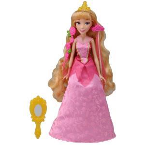 ディズニープリンセス ロイヤルフレンズ ドール ヘアアレンジ オーロラ姫 tokiwaya
