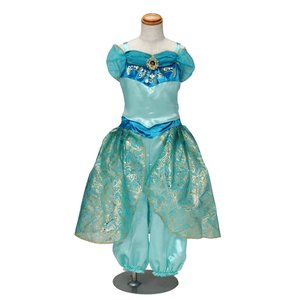映画「アラジン」のジャスミンのドレスがおしゃれドレスになって登場! ゴージャスなオーガンジーがついた...