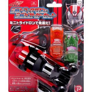 仮面ライダードライブ ミニトライドロン & ミニシフトカーセット tokiwaya