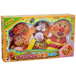 ボリューム満点! アンパンマンのお弁当セット|tokiwaya