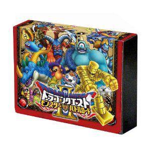 ドラゴンクエスト モンスターバトルロードII オフィシャルカードケース タイプB|tokiwaya