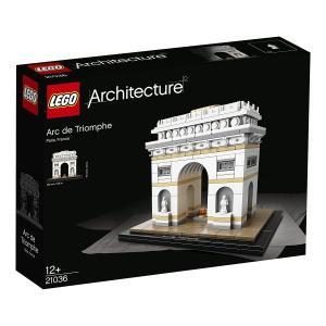 レゴ(LEGO)アーキテクチャー 凱旋門 21036|tokiwaya