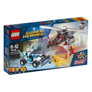 レゴ(LEGO) スーパー・ヒーローズ インフューザーの奪還...